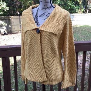 Fall sweater cardigan